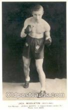 spo005616 - Jack Middleton Boxing Postcard Postcards