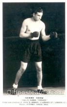 spo005619 - Sammy Shaw Boxing Postcard Postcards