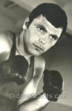 spo005621 - Ion Alexe Boxing Postcard Postcards