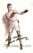 spo005668 - Jack Dempsey Boxing Postcard Post Cards Old Vintage Antique Postcard