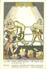 spo005681 - A.J. Pike & Co. Boxing Postcard Post Cards Old Vintage Antique Postcard