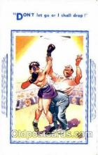 spo005690 - H.B. LTD Boxing Postcard Post Cards Old Vintage Antique Postcard