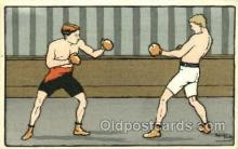 spo005728 - Harru Eliott Boxing Postcard Post Cards Old Vintage Antique Postcard