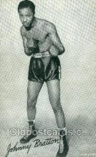 Johnny Bratton