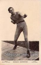 spo005910 - Boxing Postcard Post Card