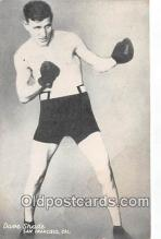 spo005943 - Boxing Postcard Post Card