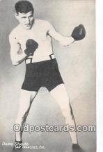 spo005943 - Boxing Postcard Post Card