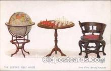 spo007014 - Checkers, Chess Postcard Postcards