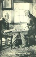 spo007044 - Chess Playing Postcard Postcards