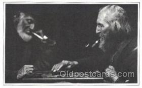 spo007053 - Chess Playing Postcard Postcards
