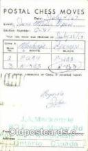spo007077 - Chess Postcard Post Card