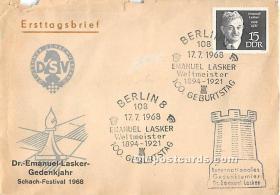 Schach Festival Berlin 1968