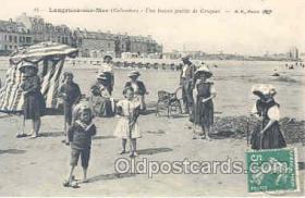 spo008006 - Calvados, Croquet Postcard Postcards