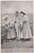 spo008034 - Croquet Postcard Postcards