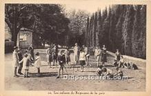spo008044 - Old Vintage Croquet Postcard Post Card