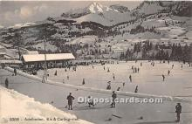 Adelboden, Eis & Curling Rink