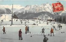 Curling Spiel, Wintersport