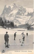 Grindelwald, Wintersport, Curling