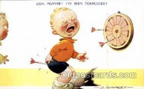 spo010003 - Dart Darts postcard postcards