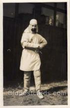 spo011013 - Fencing real Photo postcard Postcards