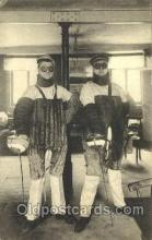spo011014 - Fencing real Photo postcard Postcards