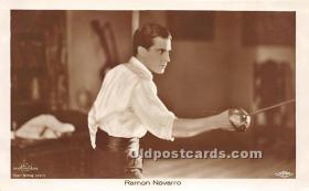 spo011044 - Old Vintage Fencing Postcard Post Card