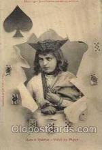 spo012143 - Gambling Postcard