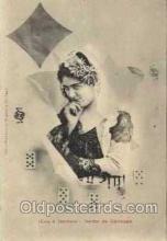 spo012144 - Gambling Postcard