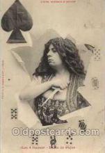 spo012145 - Gambling Postcard