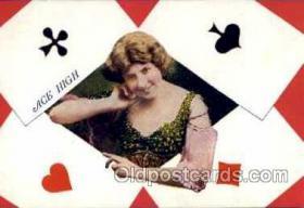 spo012151 - Gambling Postcard