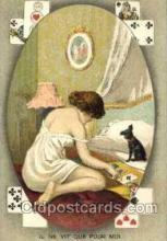spo012165 - Gambling Postcard