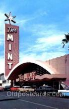 spo012175 - The Mint Casino Las Vegas Nevada, USA Gambling, Cards Postcard Postcards
