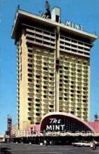 spo012176 - The Mint Casino Las Vegas Nevada, USA Gambling, Cards Postcard Postcards
