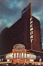 spo012180 - Freemont Hotel Las Vegas, Nevada USA Postcard Postcards