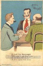 spo012225 - Gambling, Cards Postcard Postcards