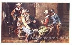 spo012251 - Gambling, Cards Postcard Postcards