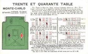 spo012253 - Monte Carlo Postcard Postcards