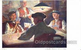 spo012258 - Gambling, Cards Postcard Postcards