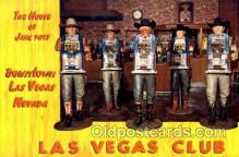 spo012263 - Las Vegas Club Casino Postcard Postcards
