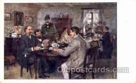 spo012274 - Gambling, Cards Postcard Postcards