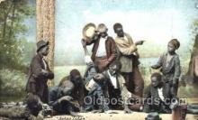spo012275 - Seben Leben, Blacks, Postcard postcards