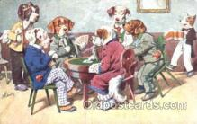 spo012276 - Gambling, Cards Postcard Postcards
