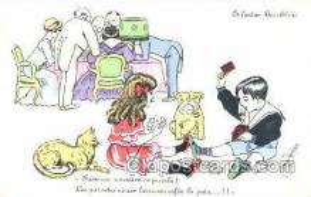 spo012285 - Artist Sager Gambling, Cards Postcard Postcards