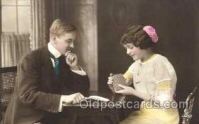 spo012287 - Gambling, Cards Postcard Postcards