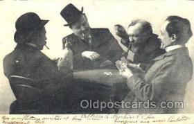 spo012303 - Gambling Postcard Postcards