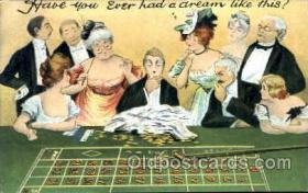spo012305 - Gambling Postcard Postcards