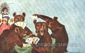 spo012312 - Gambling Postcard Postcards
