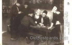spo012313 - Gambling Postcard Postcards
