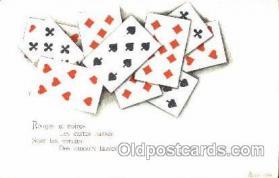 spo012316 - Gambling Postcard Postcards