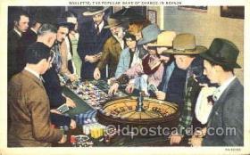 spo012321 - Gambling Postcard Postcards